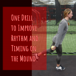 One Drill to Improve Rhythm and Timing on the Mound