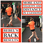 Rebel's Rack Results