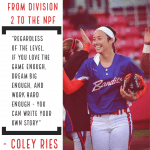 Coley Ries - Journey to the NPF