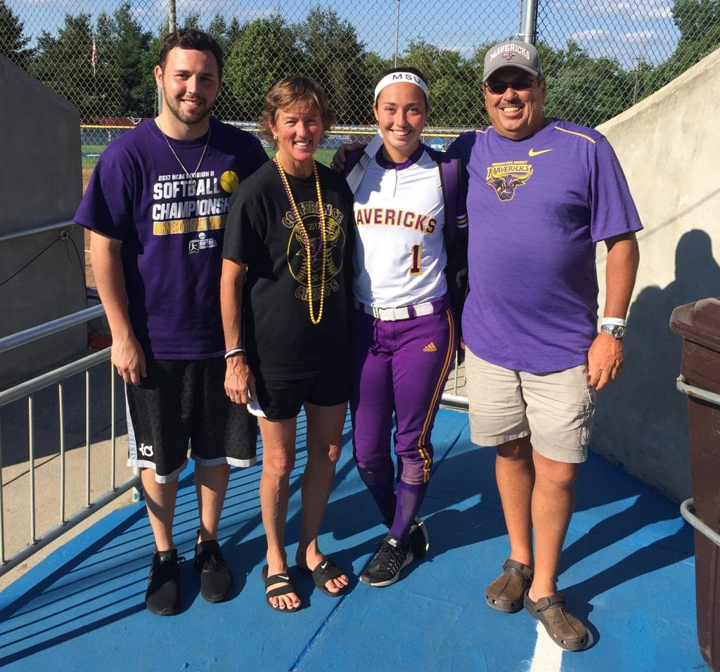 D2 to NPF - Coley with Family