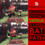 Feature - Attacking Contact vs Bat Path