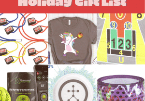 Holiday Gift List Feature