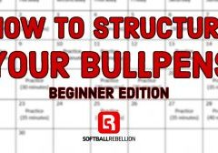how to structure your bullpens