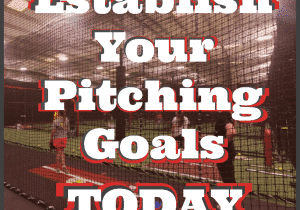 Pitching Goals Feature