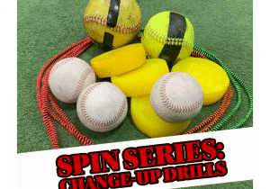 Spin Series Change-up Drills